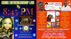 Coupling Entrepreneurship #EntrepreneurshipLIVE