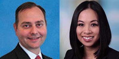 Ascensus RVPs Bryan Bracchi and Yen Nguyen