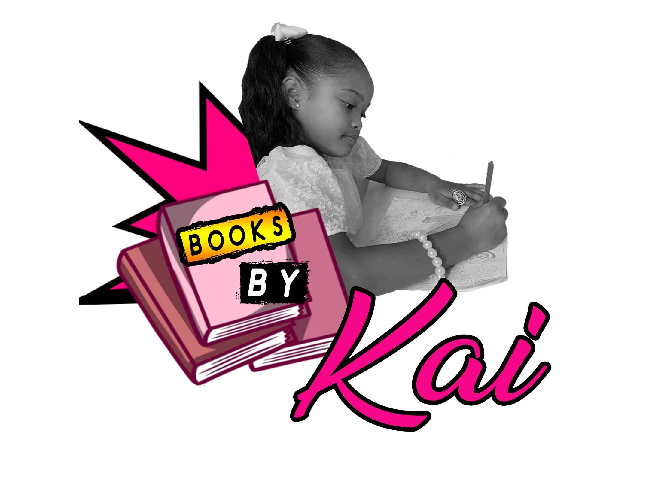 Books By Kai Logo