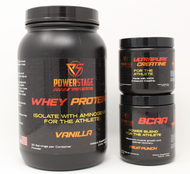 Powerstage Sports Nutrition Whey Protein