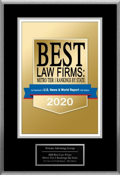 PAG Law/U.S. News & World Report and Best Lawyers