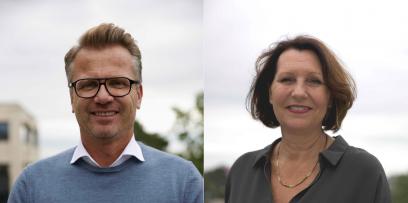 Hans Pruis en Yolanda Reincke