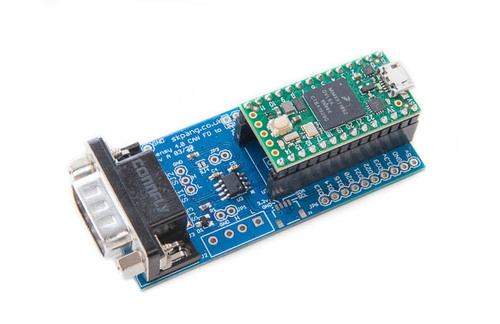 Teensy 4 0 Can Fd To Usb Converter