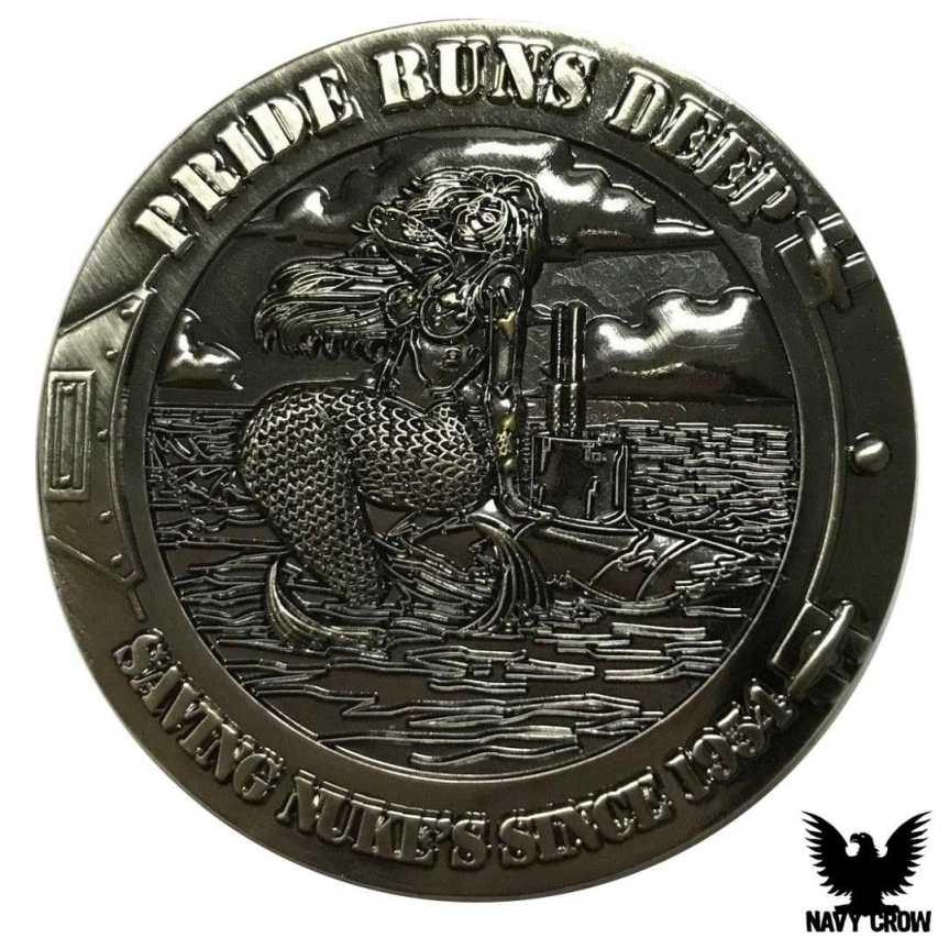 Amazon US Navy challenge coins