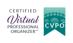 Certified Virtual Professional Organizer™