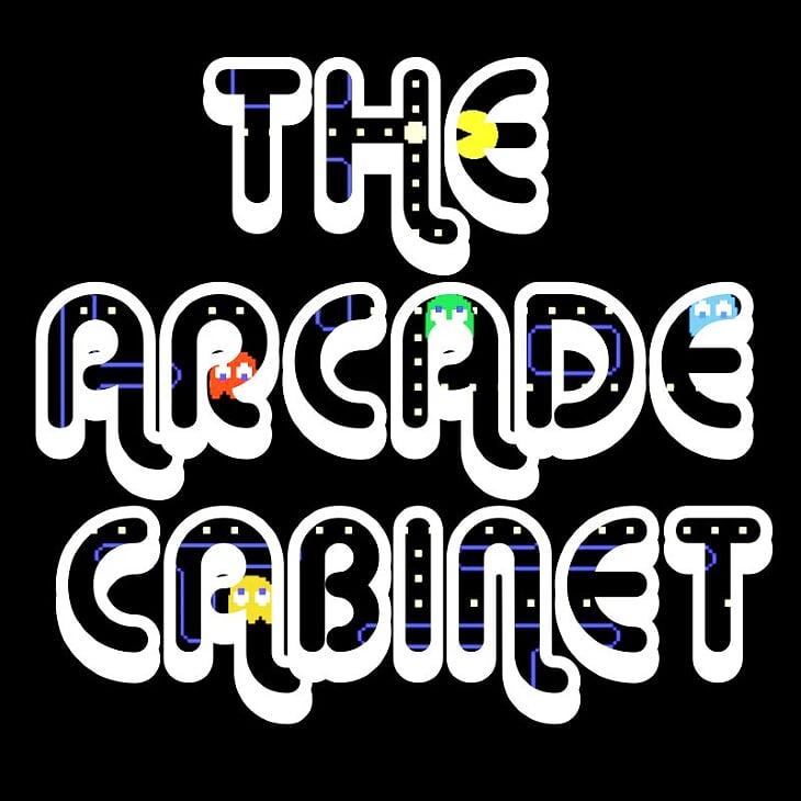 The Arcade Cabinet Logo