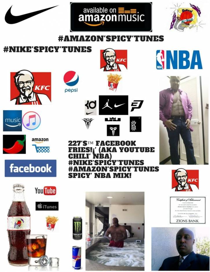 227's™ YouTube Chili' Spicy' NBA Finals!