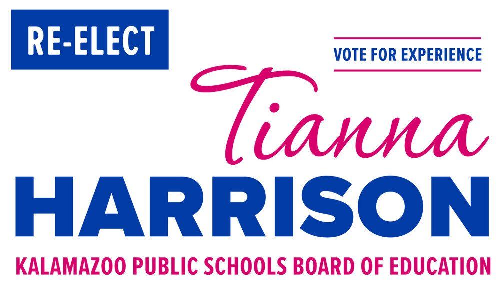 Re-Elect TiAnna L. Harrison