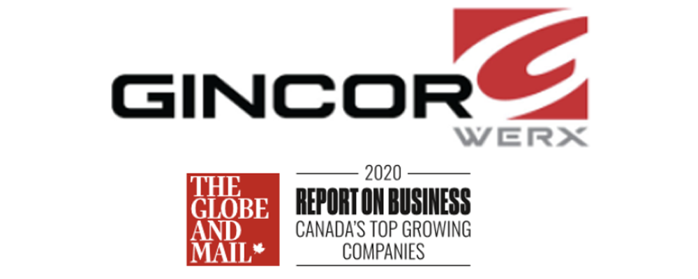 Congrats to client Gincor Werx