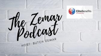 Zemar Podcast Logo