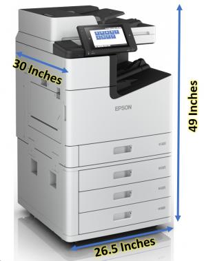 Epson Workforce Pro WF-C20590