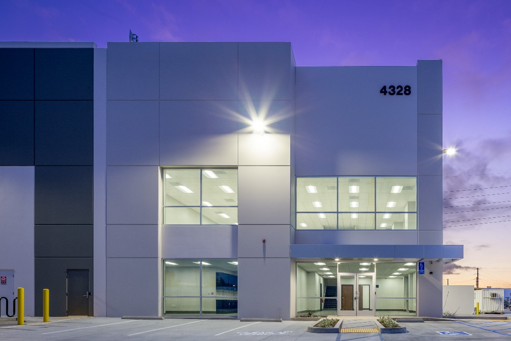 Vernon Avenue Logistics Logistics Center
