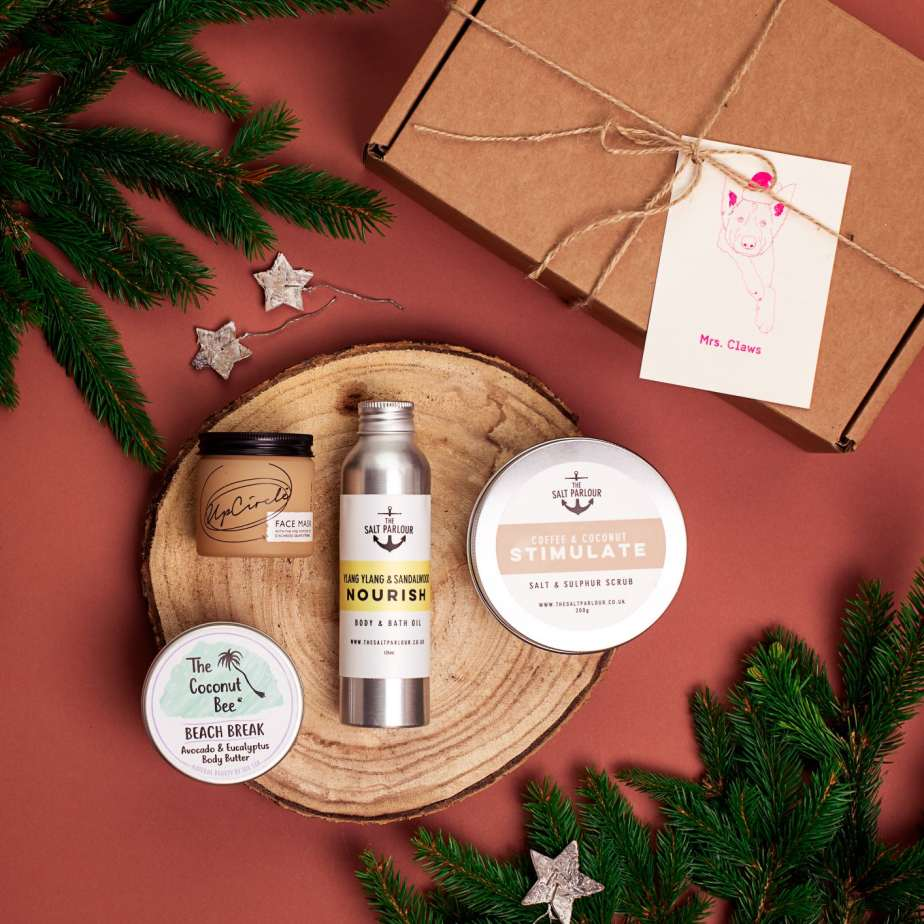 Life Before Plastik Christmas Pampering Gift Set
