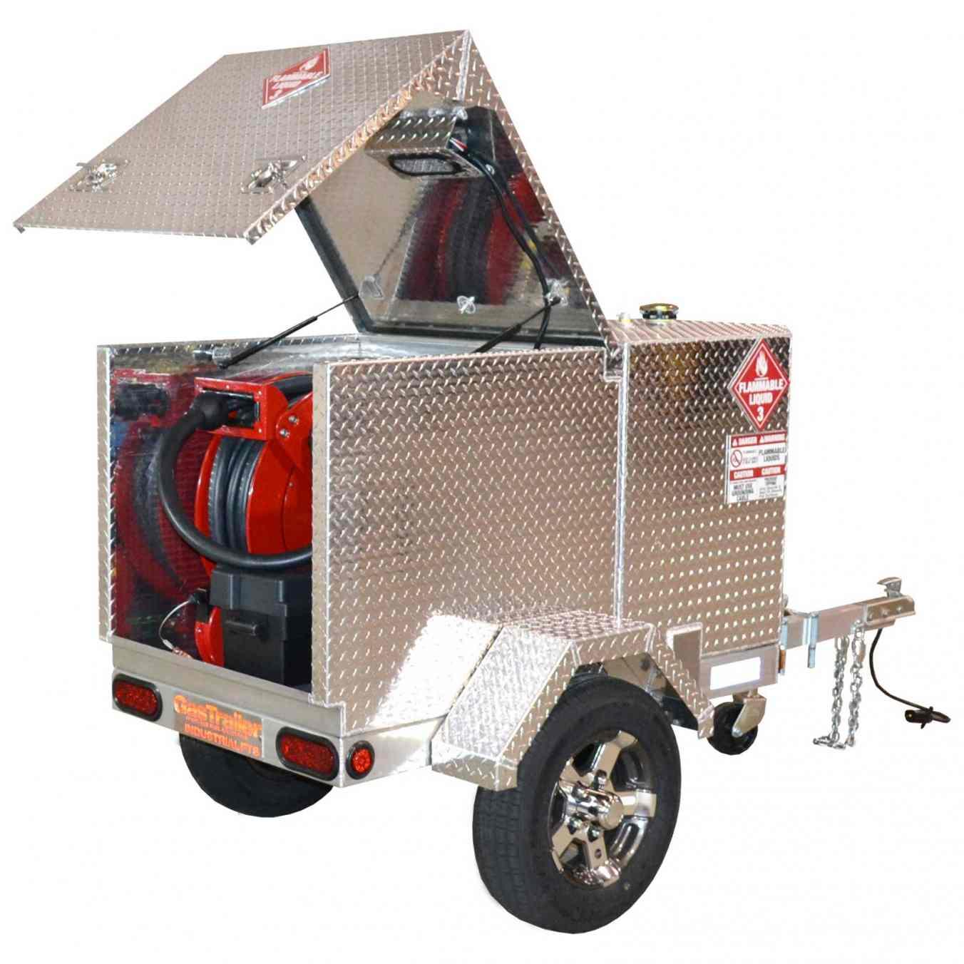 Gas Trailer portable fuel solutions