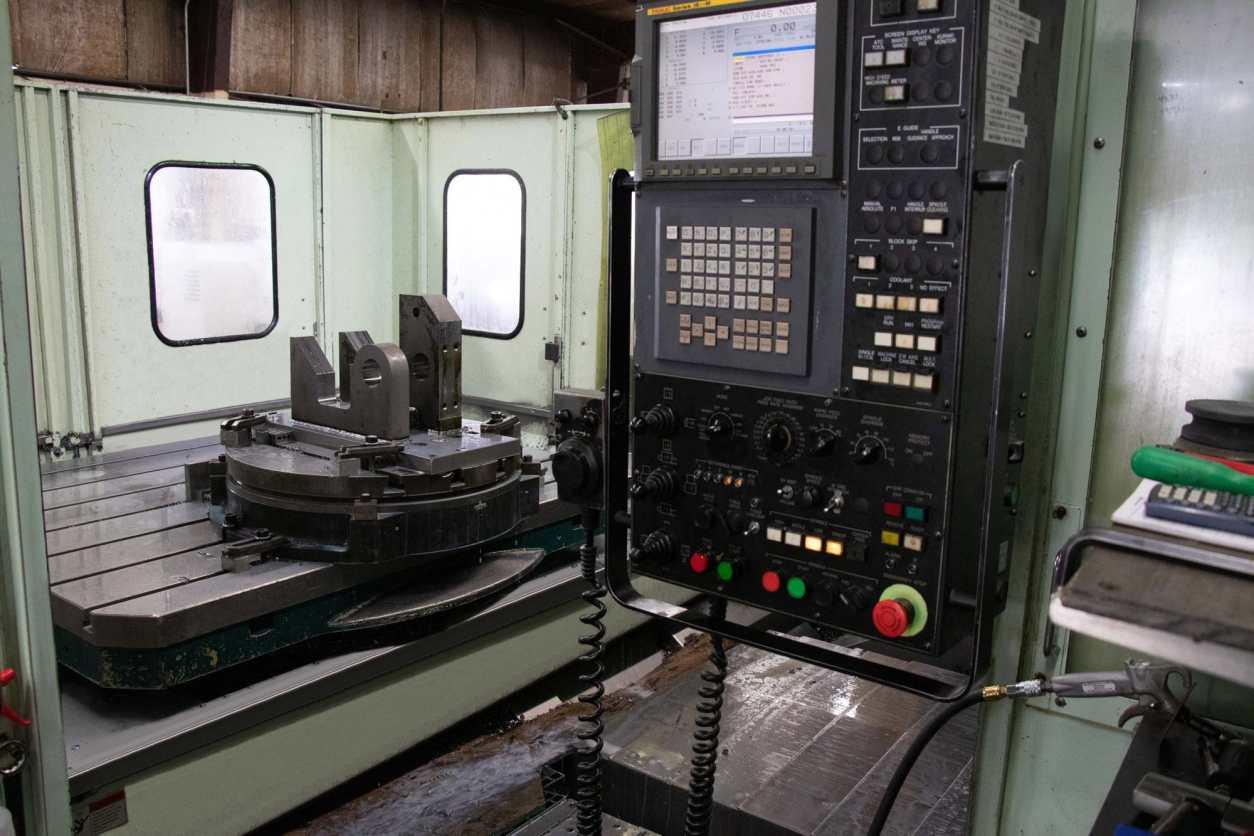 Titletown Manufacturing CNC boring bar