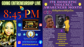 #AskDSB The Entrepreneurship LIVE Show At 845pm