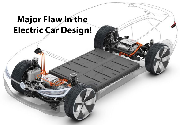 Major Flaw In The Electric Car Design Ii