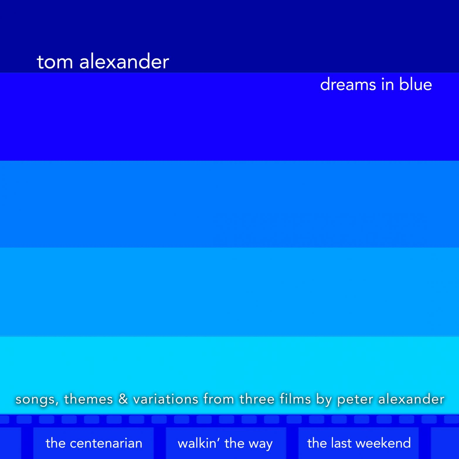 Dreams In Blue Release October 23