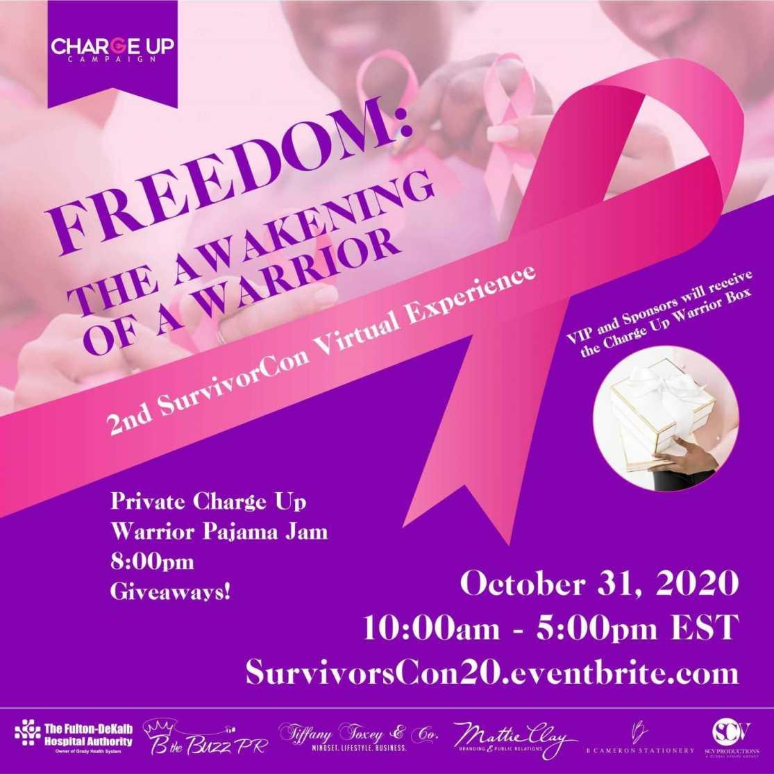 Charge Up Campaign Hosts 2020 Survivors Con