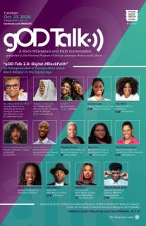 Godtalk Viritual2020 Poster 2