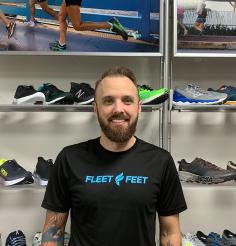 Nick Stump, Co-Owner, Fleet Feet Delray Beach