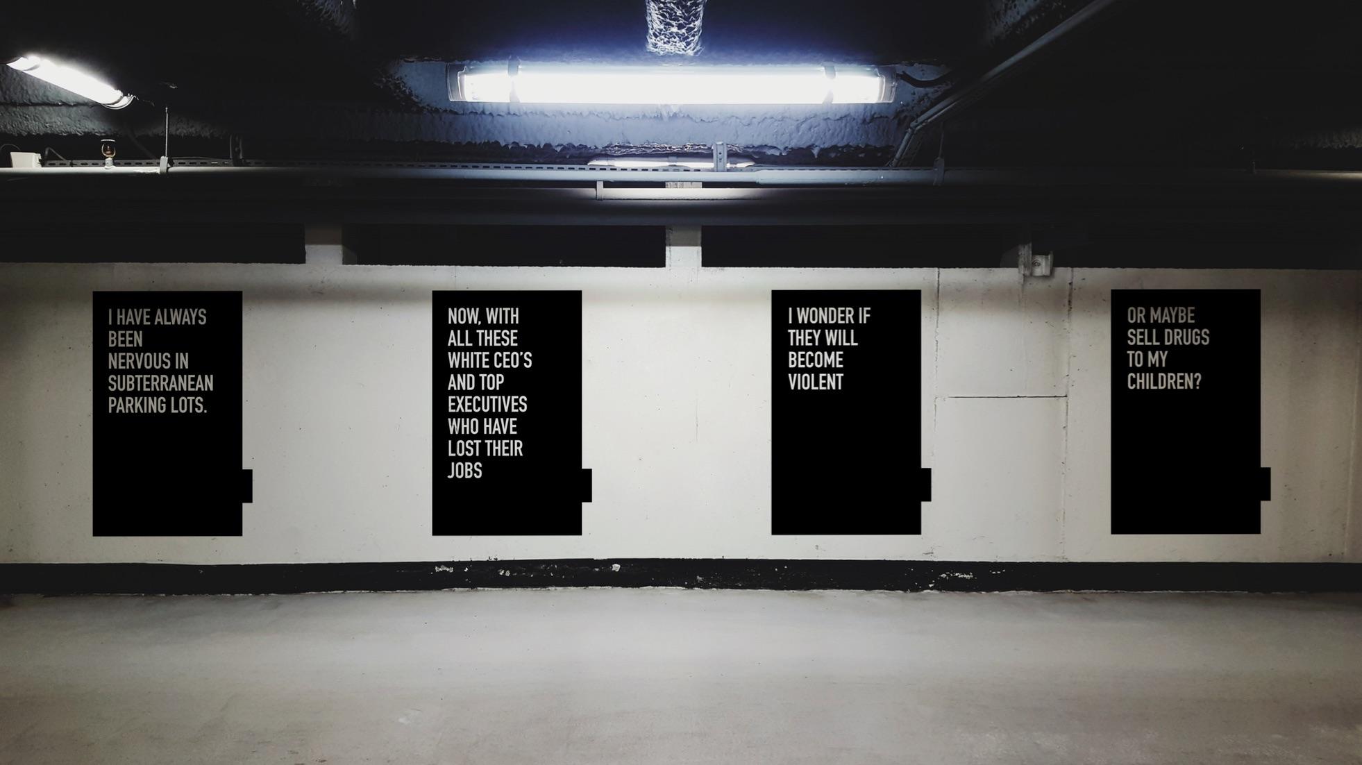 Pierre Gervois, City Life V, (2020)