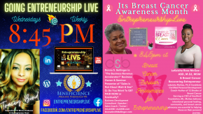 Donna Smith Bellinger @ Entrepreneurship LIVE Show