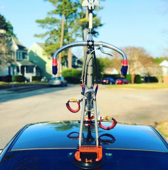 Kupper Mounts Bike Installs on Any Car, Suv, Truck