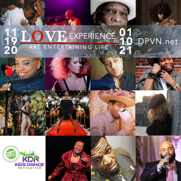 The Love Experience - Holiday Performance Series