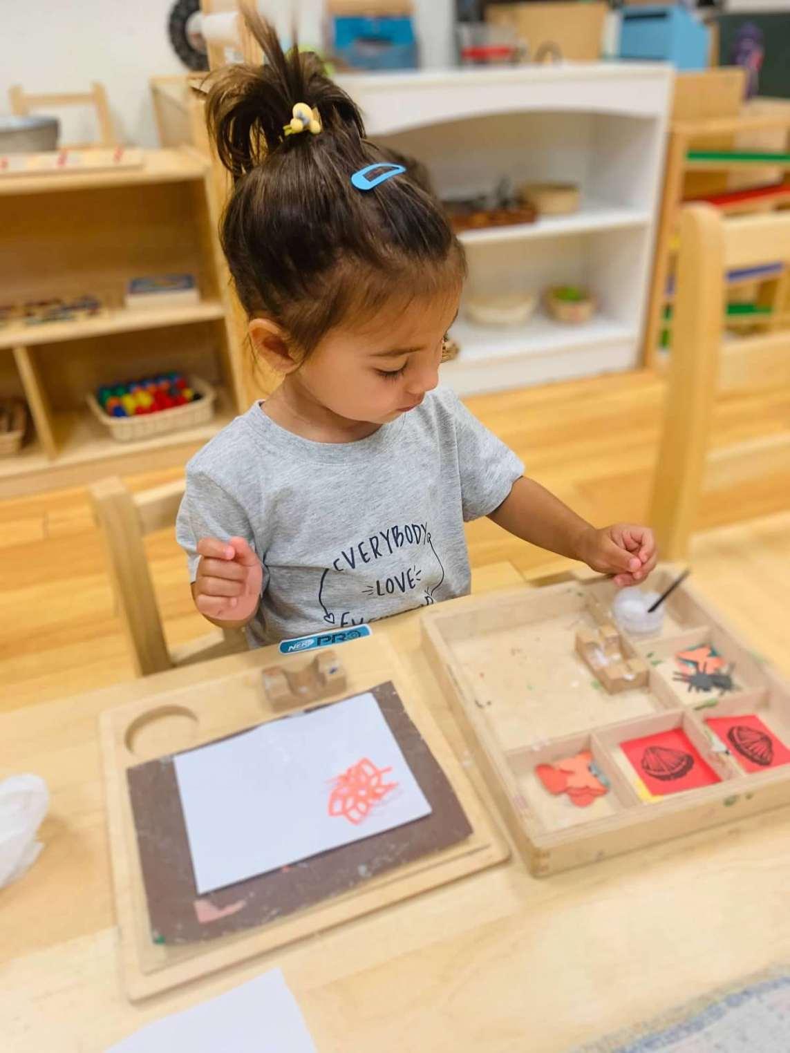 Montessori Children Succeed