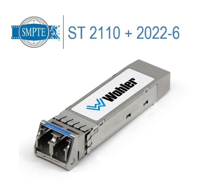 ST 2110 & ST 2022