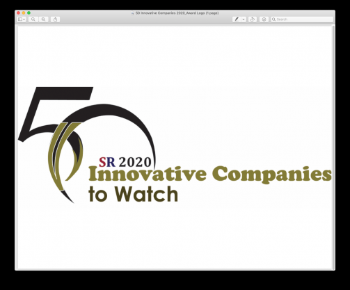 Silicon Review's 50 Innovative Companies for 2020