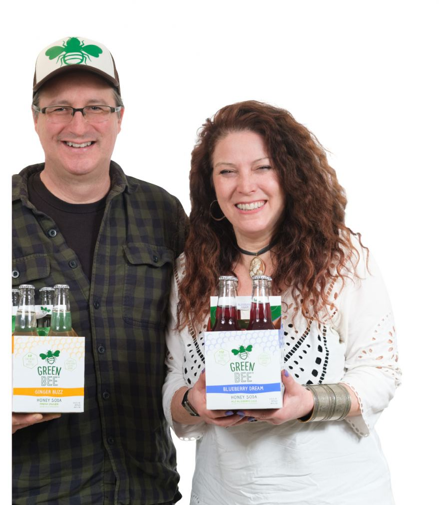 Green Bee Founders Chris & Lori Kinkade