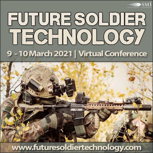 Future Soldier Technology 2021 Virtual Conference