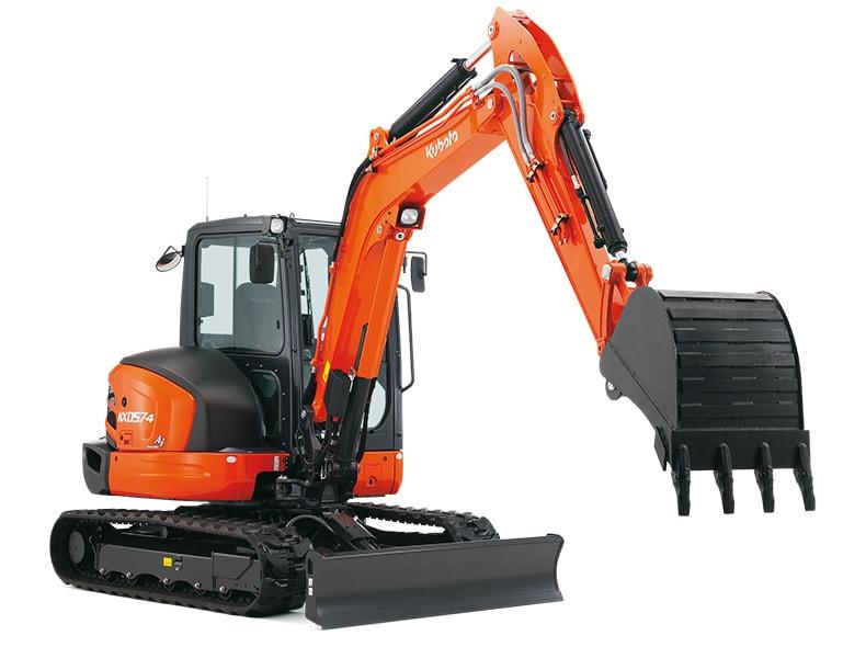 Buy reliable second-hand Kubota equipment on sale.