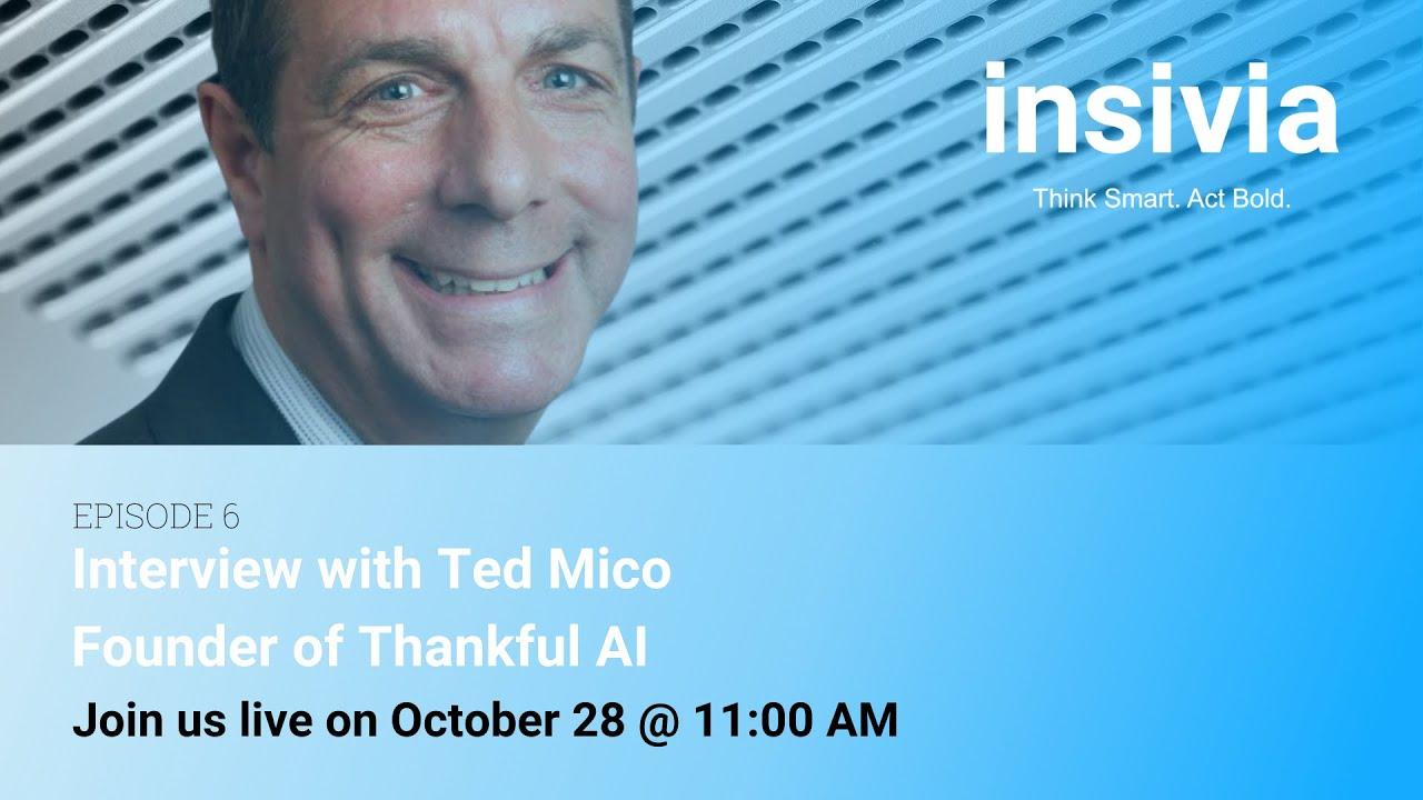 Ted Mico, Thankful