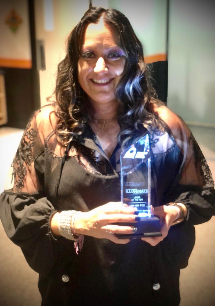 Kari-Ann Ryan, Leader of the Year 2020
