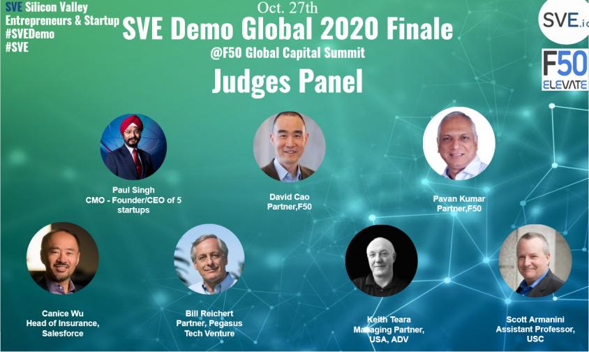 F50 Summit Judges
