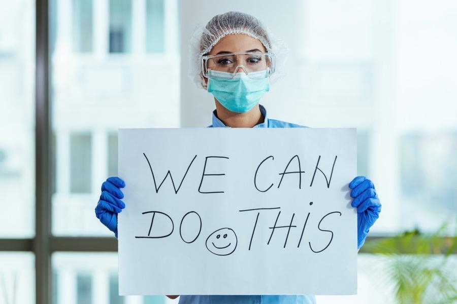 We can do this nurses!