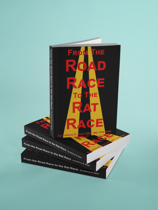 From the Road Race to the Rat Race by Anthony Reed