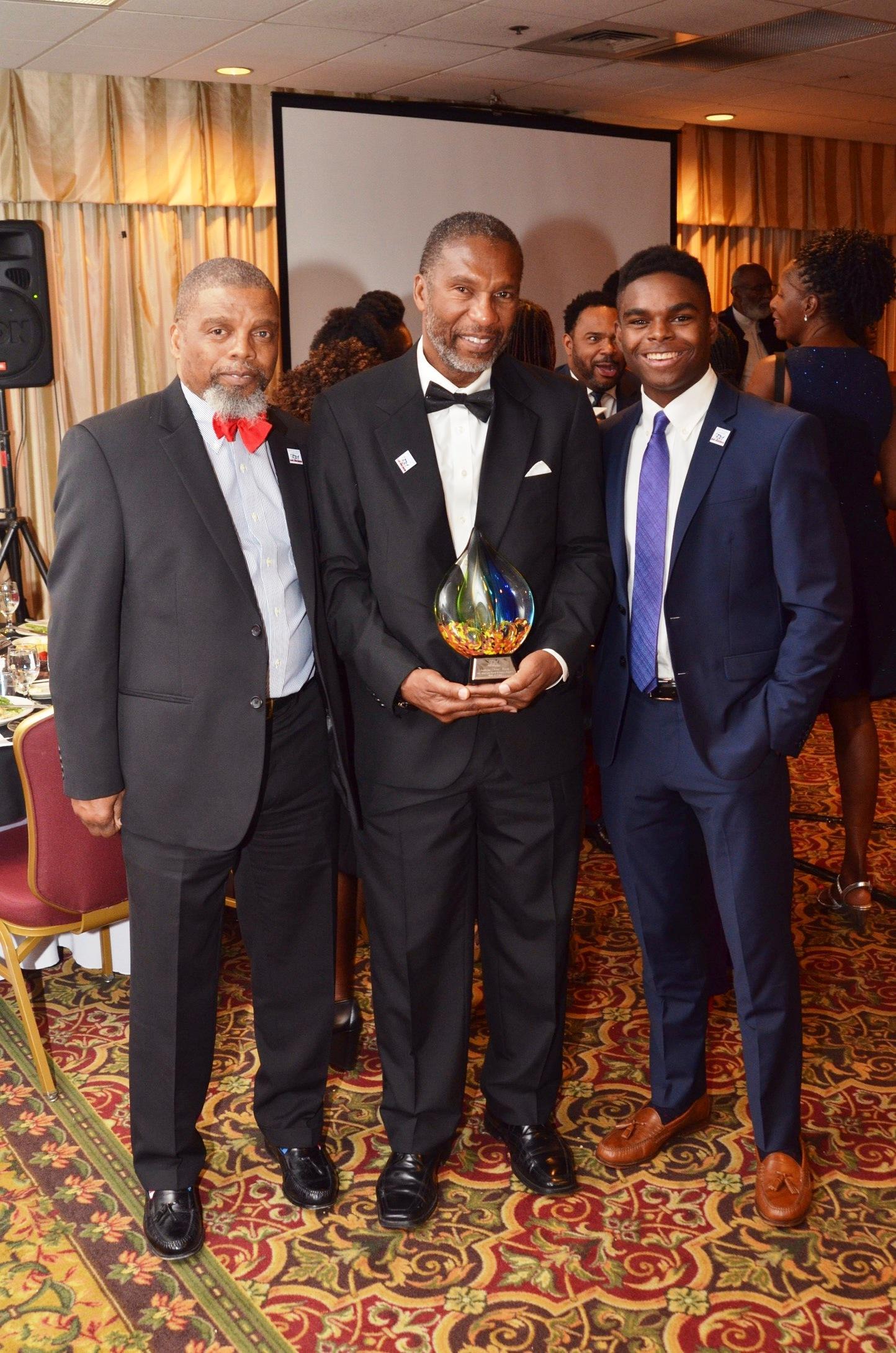 Nat. Black Distance Running Hall of Fame Induction