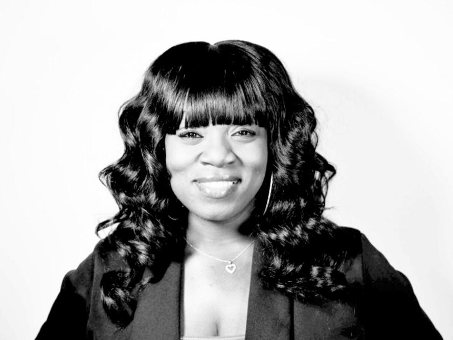 Bald Mama Executive Director Stephanie Allen