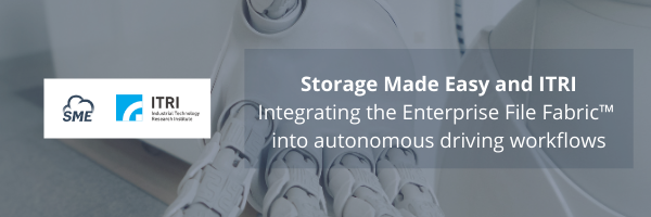 Storage Made Easy And Itri