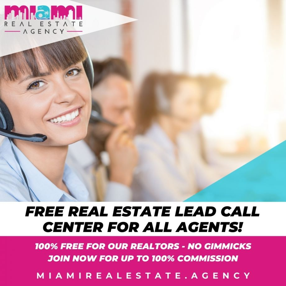 Now Hiring Miami REALTORS for Hourly Pay