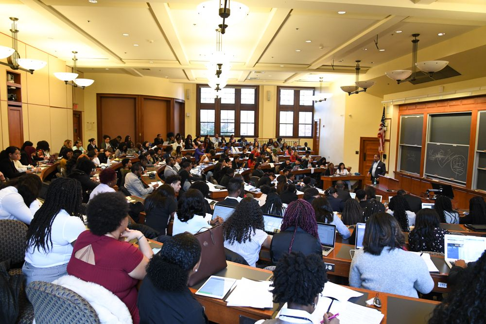 Mock Law School Class