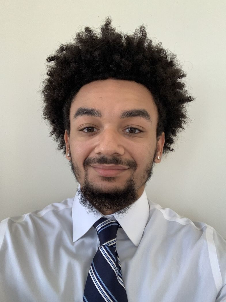 2020 LEAP Scholar Malcolm Norman