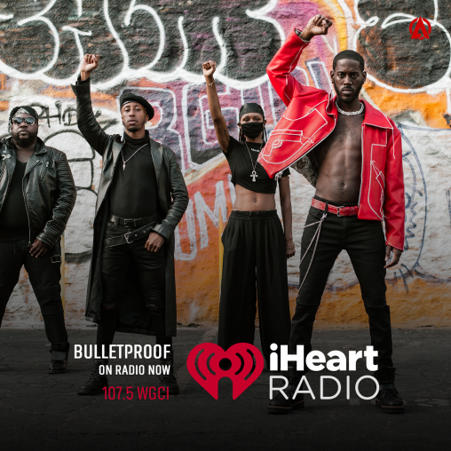 Bulletproof by Avehre. Spinning on WGCI