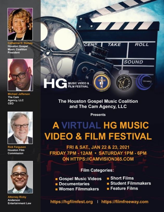 2021 Virtual HG Music Video and Film Festival
