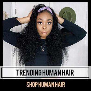 Shop New Human Hair Wigs