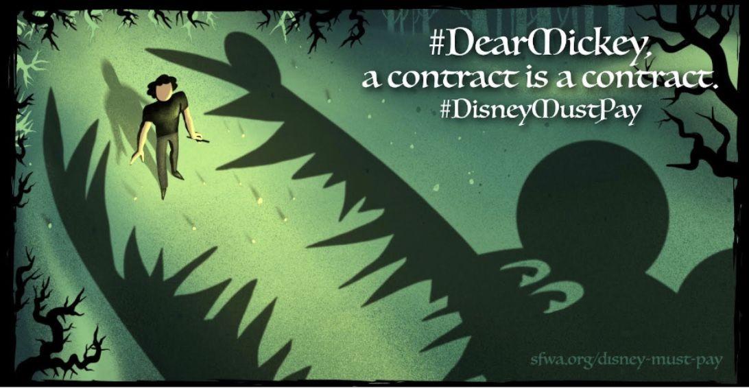 #DisneyMustPay